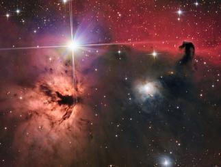 IC434, NGC2024